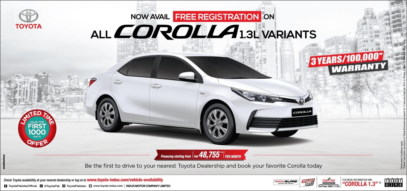 Corolla-Free-Registration-Ad-2